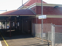 Ascot Vale Railway Station