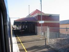 Ascot Vale Railway Station Melbourne