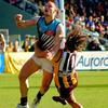 Hawthorn Vs Port Adelaide AFL Match