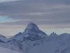 Mount Assiniboine From Sunshine Village