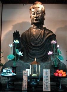 Great Buddha Of Asuka Dera