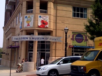 The Children\'s Museum Of Atlanta