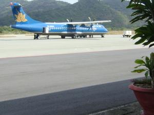 Con Dao Aeropuerto
