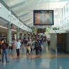 Auckland Airport In Main Hall