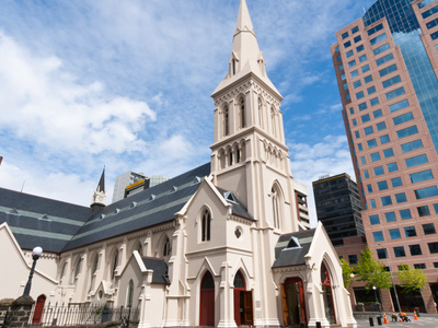St Patrick\'s Cathedral