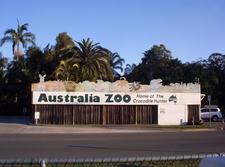 Aus Zoo Sign