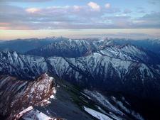 Hida Mountains