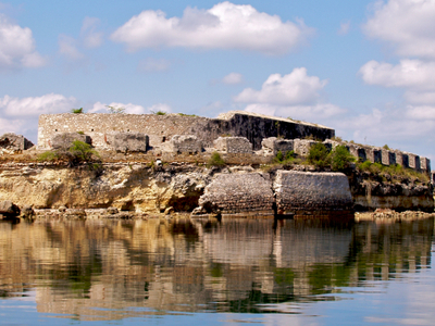 A View From The North Of Fort Liberte