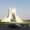 Today Azadi Tower