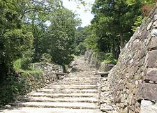 Azuchi Castle Ruin