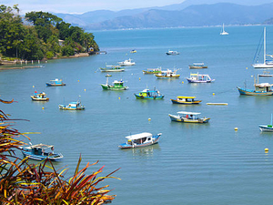 2 or 3 Day Boat Adventure Trip in Paraty, Brazil