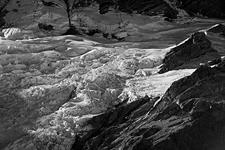 Baby Glacier Montana USA