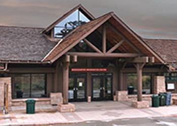 Backcountry Information Center (South Rim) - Grand Canyon - Ariz