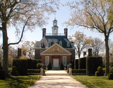Backpalace  Williamsburg  Virginia Crop