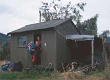 Back Valley Hut