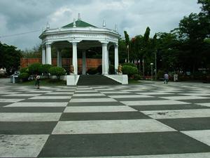 Bacolod Plaza Pública