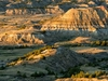 Badlands Near Medora ND