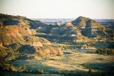 Badlands Painted Canyon ND