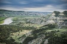 Badlands - Theodore Roosevelt National Park ND