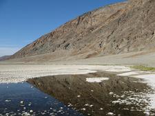Badwater Basin Close Up
