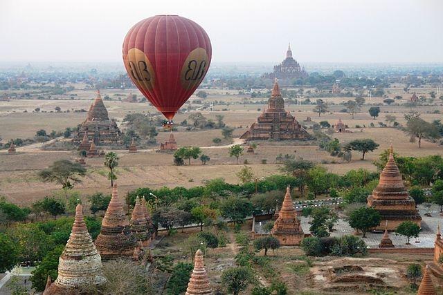Bagan One Day Tour Photos