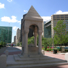 Bagley Memorial Fountain Detroit
