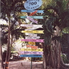 Bahamas Direction Sign