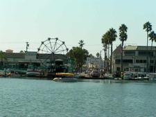 Balboa Beach Attraction