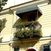 Balcony Of Town Hall, Nagykőrös
