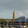 Bald Head Island Marina With Old Baldy Lighthouse