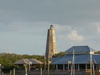 Bald Head Island Marina With Old Baldy Lighthouse