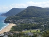 Scenic View Of Wollongong's Northern Coastline