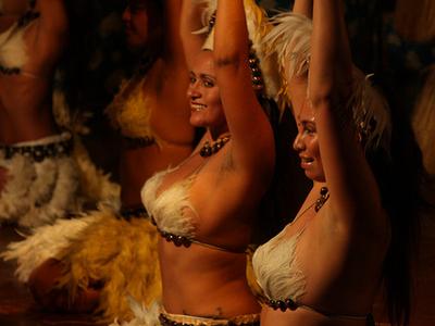 Ballet Kari Kari - Easter Island - Chile