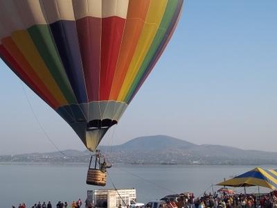 Baloon At  Zumpango