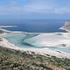 Balos Lagoon With Cap Tigani