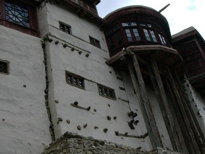 Balti Fort In Hunza
