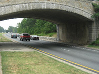 Baltimore-Washington Parkway Nacional