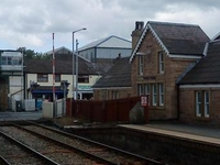 Bamber Bridge Rail Station