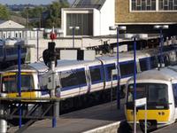 Banbury Rail Station
