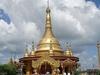 Bandarban Golden Temple - Bangladesh