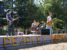 Band At People's Park