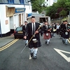 Band In The Streets Of Portree