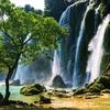 Ban Gioc Detian Falls