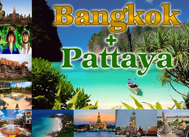 Thailand Bangkok Pattaya Special Offer Photos
