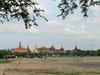 Sanam Luang In The Evening