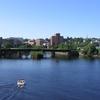 Bangor Skyline