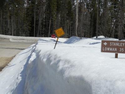 Banner Creek Summit