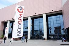Banner Outside Las Vegas Convention Center