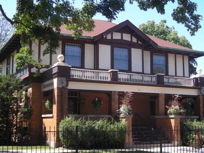 Nathaniel  Moore  House