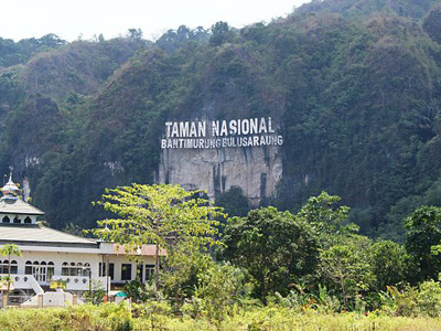 Bantimurung - Bulusaraung National Park